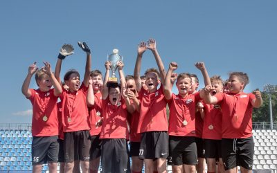"""NorDan CUP"" turnyre triumfavo FK ""Atmosfera"" komanda"